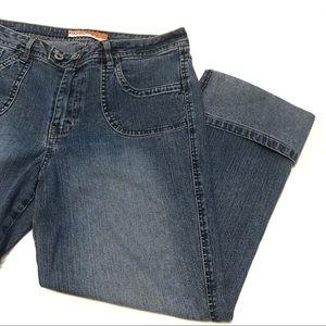KIKIT Capri Jeans